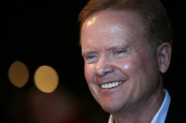Jim Webb Attends Fundraiser For Iowa Democratic Candidates
