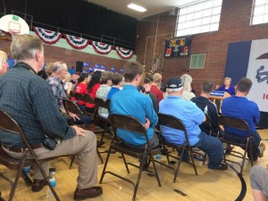 clinton moulton event