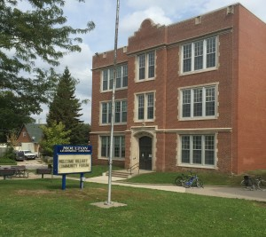 Moulton Elementary School Sep 22. Photo by Haley Barbour.