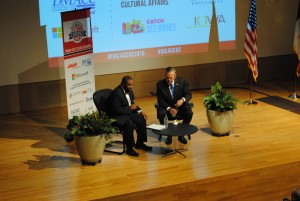 Question and Answer Session with Jeb Bush Photo by Skylar Borchardt