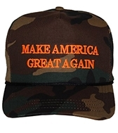 donald hat